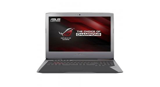 Игровой ноутбук Asus ROG G752VM