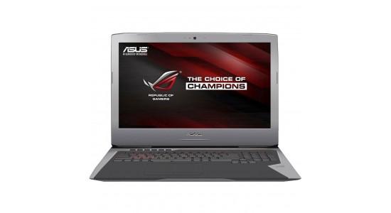 Игровой ноутбук Asus ROG G752VT