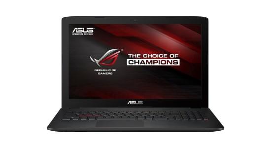 Игровой ноутбук Asus ROG GL552VW