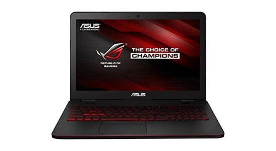 Игровой ноутбук Asus ROG GL552VX