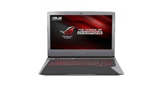 Игровой ноутбук Asus ROG GL752VL