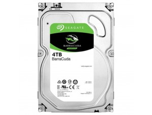 Seagate BarraCuda HDD 4TB