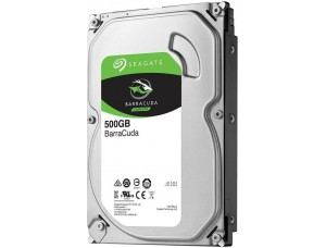 Seagate BarraCuda HDD 500GB
