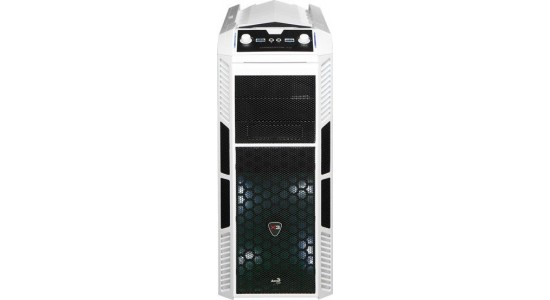Корпус для компьютера Aerocool Xpredator X3 White