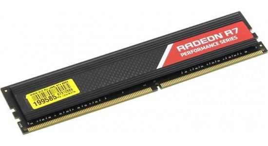 Оперативная память AMD R7 Performance Series DDR4-2133 4 GB