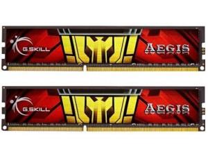 G.Skill Aegis LV DDR3-1600 8 Gb