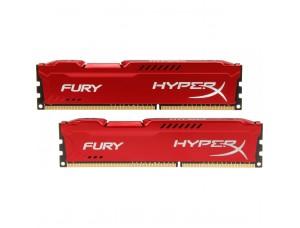 Kingston HyperX Fury Red DDR3-1600 16 GB