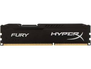 Kingston HyperX Fury Black DDR3-1600 4 GB