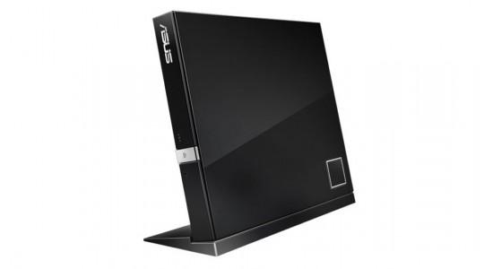 Оптический привод Asus External Slim BD-Combo SBC-06D2X-U