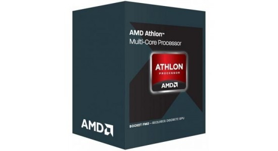 Процессор AMD Athlon X4 870K