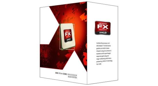 Процессор AMD FX-4320