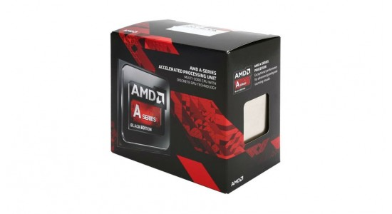 Процессор AMD Godavari A10-7870K