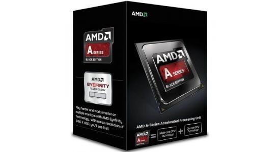 Процессор AMD Kaveri A10-7850K
