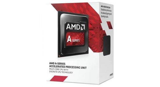 Процессор AMD Kaveri A8-7600