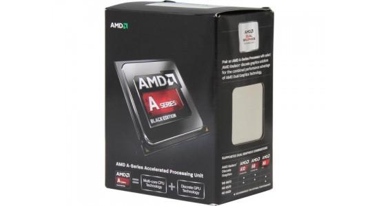 Процессор AMD Richland A8-6600K