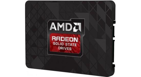 SSD накопитель AMD Radeon R3 120G 120GB