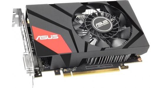 Видеокарта Asus Radeon R7 360 Mini