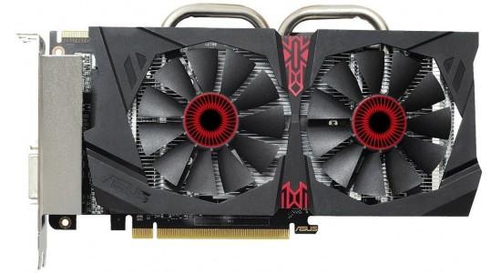 Видеокарта Asus Radeon R7 370 Strix