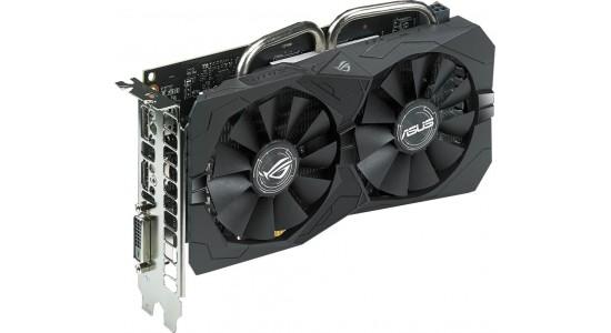 Видеокарта Asus Radeon RX460