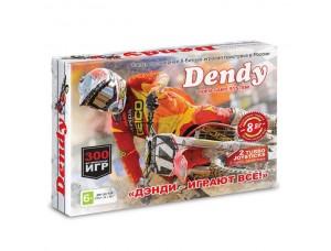 Dendy Гонщик + 300 игр