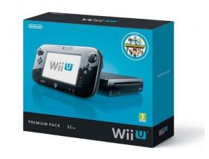 Nintendo Wii U 32GB Premium Pack