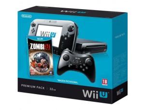 Nintendo Wii U 32GB Premium Pack + Zombi U