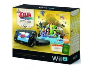 Nintendo Wii U 32Gb Premium Pack + The Legend of Zelda