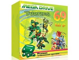 Sega Mega Drive Turtles