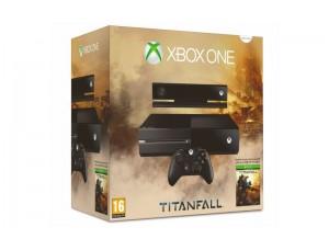 Microsoft Xbox ONE 500 GB + Kinect + Игра TitanFall