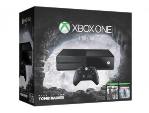 Xbox ONE 1000 Gb Rise of The Tomb Raider