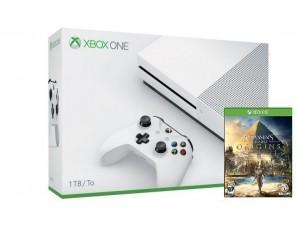 Xbox ONE S 1TB + Игра Assassin's Creed: Origins
