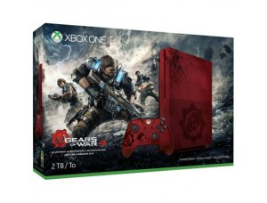 Xbox One S 2TB Gears Of War Limeted Edition