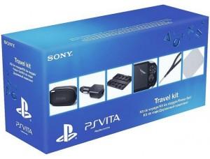Набор аксессуаров для PS Vita Travel Kit