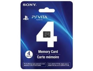 Sony Карта памяти 4 GB
