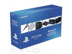 Набор аксессуаров для PS Vita Starter Kit