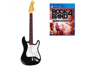 Rock Band 4 PS4 + Гитара