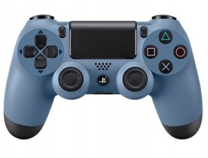 Sony Dualshock 4 Grey Blue Uncharted Edition