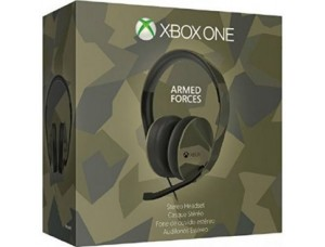 Xbox One Armed Forces Stereo Headset