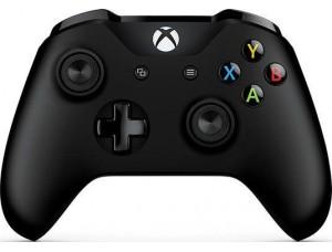 Xbox One S Black Wireless Controller