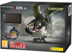Nintendo 3DS XL Monster Hunter 3