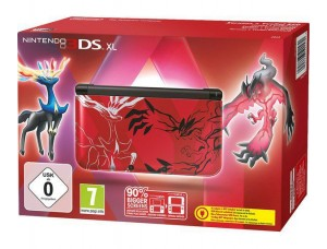 Nintendo 3DS XL Pokemon Y
