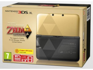 Nintendo 3DS XL Zelda Edition