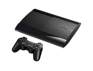 Sony Playstation 3 Super Slim 500 Gb + Игра Gran Turismo 6 + Игра The Last of Us