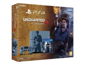 Sony PlayStation 4 1000 GB Uncharted 4 Edition