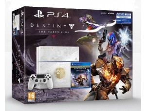 Sony PlayStation 4 500 GB + Игра Destiny The Taken King