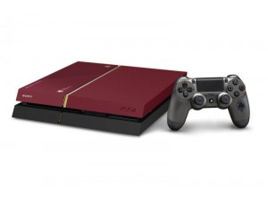 Sony PlayStation 4 500 GB Red