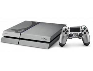 Sony PlayStation 4 500 GB Silver