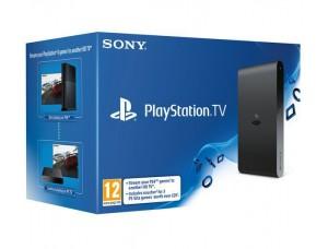 PS Vita TV Black + карта памяти 32 гб + джойстик