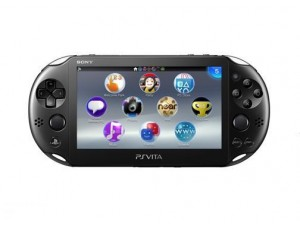 Sony PS Vita Slim Black Wi-Fi