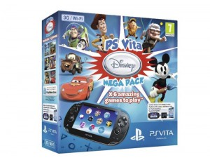 PS Vita Black Wi-Fi + 3G Bundle + Карта памяти на 16 GB